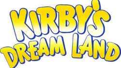 kirbys-dream-land-logo