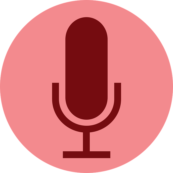 microphone-rose